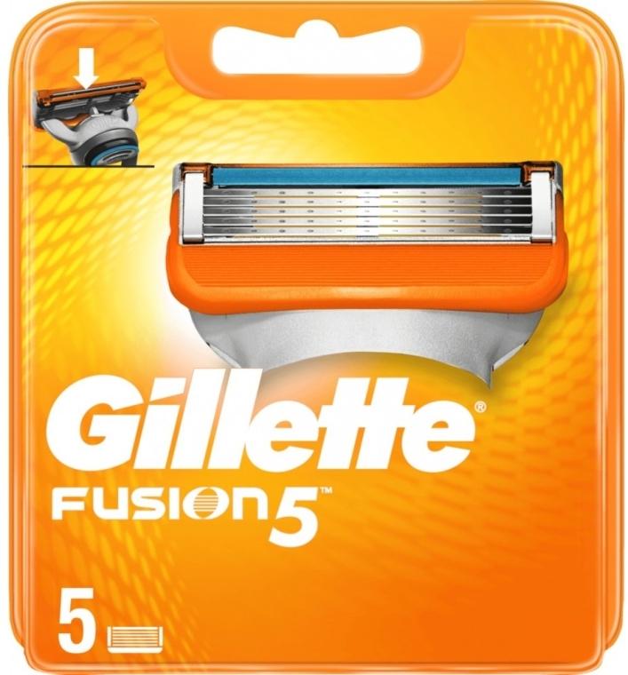 Ersatzklingen 5 St. - Gillette Fusion 5 — Bild N1
