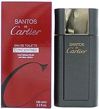 Düfte, Parfümerie und Kosmetik Cartier Santos Concentree For Men - Eau de Toilette