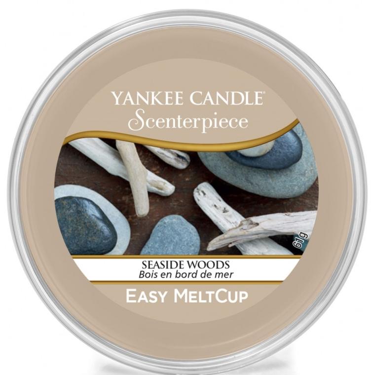 Tart-Duftwachs Seaside Woods - Yankee Candle Seaside Woods Scenterpiece Melt Cup