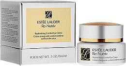 Düfte, Parfümerie und Kosmetik Pflegende Augencreme - Estee Lauder Re-Nutriv Replenishing Comfort Eye Creme