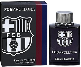 Düfte, Parfümerie und Kosmetik Air-Val International FC Barcelona Black - Eau de Toilette