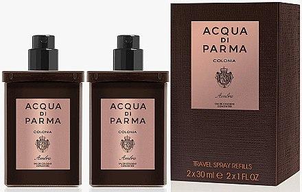 Acqua di Parma Colonia Ambra Travel Spray Refills - Eau de Cologne — Bild N1