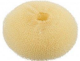 Düfte, Parfümerie und Kosmetik Haardonut 110 mm beige - Lussoni Hair Bun Ring Yellow