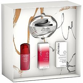 Gesichtspflegeset - Shiseido Bio-Perfomance Glow Revival (Gesichtskonzentrat/10ml + Gesichtscreme/50ml + Augencreme/3ml + Augenkonzentrat/3ml) — Bild N1