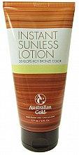 Düfte, Parfümerie und Kosmetik Selbstbräunungslotion - Australian Gold Instant Sunless Self-tanning Lotion