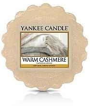 Düfte, Parfümerie und Kosmetik Tart-Duftwachs Warm Cashmere - Yankee Candle Warm Cashmere Tarts Wax Melts