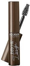 Düfte, Parfümerie und Kosmetik Augenbrauengel - Bourjois Brow Design Gel Mascara