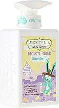 Düfte, Parfümerie und Kosmetik Kinderkörpermilch - Jack N' Jill Moisturiser Simplicity