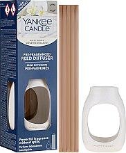 Raumerfrischer Fluffy Towels - Yankee Candle Fluffy Towels Pre-Fragranced Reed Diffuser — Bild N1