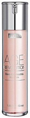 Anti-Aging Gesichtsserum - Pupa Age Revolution Siero Anti Macchia — Bild N1