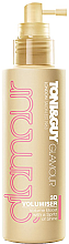 Düfte, Parfümerie und Kosmetik Volumen Haarspray für mehr Glanz - Toni & Guy Glamour 3D Volumiser Spray