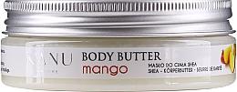 Düfte, Parfümerie und Kosmetik Shea-Körperbutter Mango - Kanu Nature Mango Body Butter