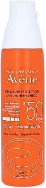 Wasserfestes Sonnenspray für empindliche Haut SPF 50 - Avene Eau Thermale Sun Very High Protection Spray SPF50 — Bild N1