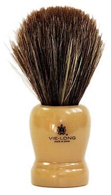 Rasierbürste 12601 - Vie-Long Horse Hair Shave Brush — Bild N1