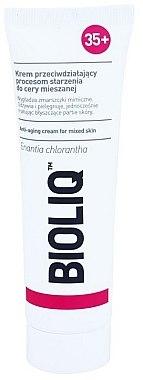 Anti-Falten Gesichtscreme für Mischhaut 35+ - Bioliq 35+ Face Cream — Bild N1