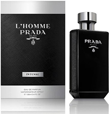 Prada L'Homme Intense - Eau de Parfum — Bild N1