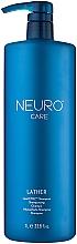 Düfte, Parfümerie und Kosmetik Reinigendes Hitzeschutz-Shampoo - Paul Mitchell Neuro Lather Shampoo