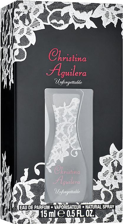 Christina Aguilera Unforgettable - Eau de Parfum (mini)  — Bild N1