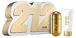 Düfte, Parfümerie und Kosmetik Carolina Herrera 212 VIP - Duftset (Eau de Parfum 50ml + Körperlotion 75ml)