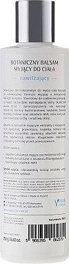 Duschgel - Organic Life Dermocosmetics Aqua Virtualle Body Wash — Bild N2