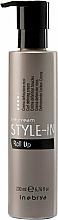 Düfte, Parfümerie und Kosmetik Lockendefinierende Haarcreme - Inebrya Style-In Roll Up