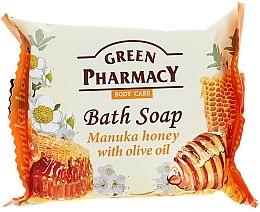Düfte, Parfümerie und Kosmetik Seife mit Olivenöl und Manuka Honig - Green Pharmacy
