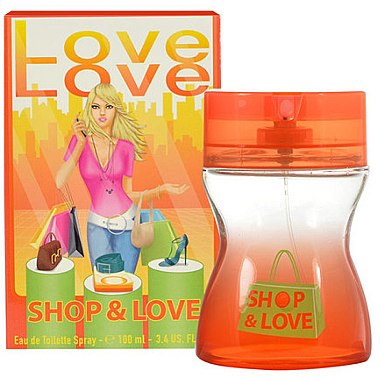 Morgan Love Love Shop & Love - Eau de Toilette — Bild N1
