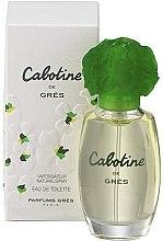Düfte, Parfümerie und Kosmetik Parfums Gres Cabotine - Eau de Toilette