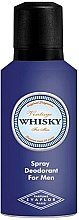 Düfte, Parfümerie und Kosmetik Evaflor Whisky Vintage - Deospray
