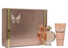 Düfte, Parfümerie und Kosmetik Paco Rabanne Olympea - Duftset (Eau de Parfum 50ml + Körperlotion 75ml)