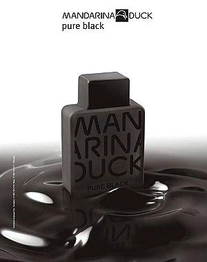 Mandarina Duck Pure Black - Eau de Toilette  — Bild N3