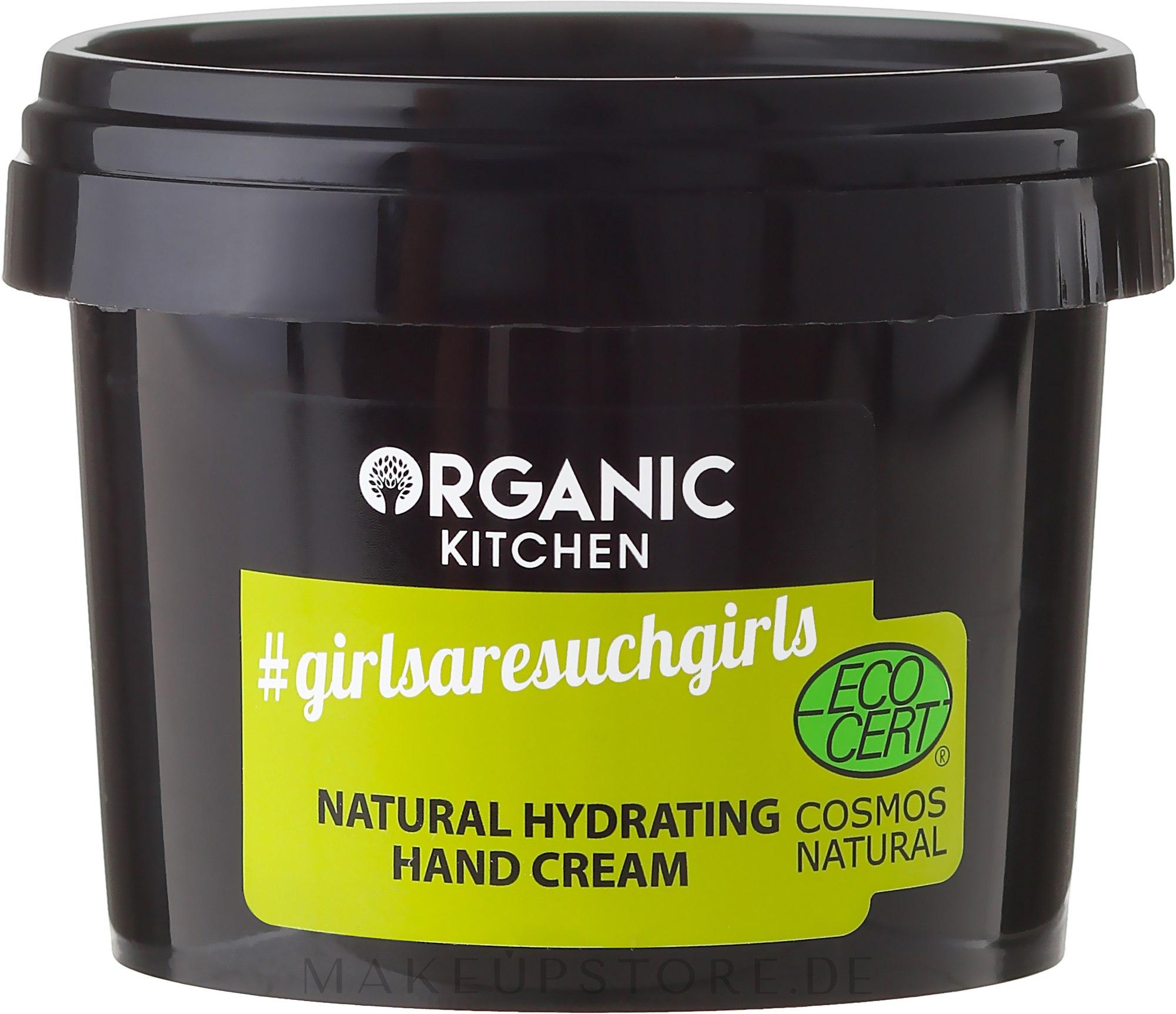 Feuchtigkeitsspendende Handcreme - Organic Shop Organic Kitchen Moisturizing Hand Cream — Bild 100 ml
