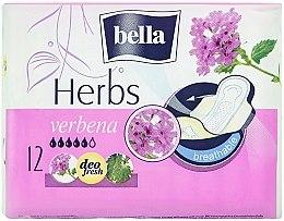 Düfte, Parfümerie und Kosmetik Damenbinden Panty Herbs Verbena 12 St. - Bella