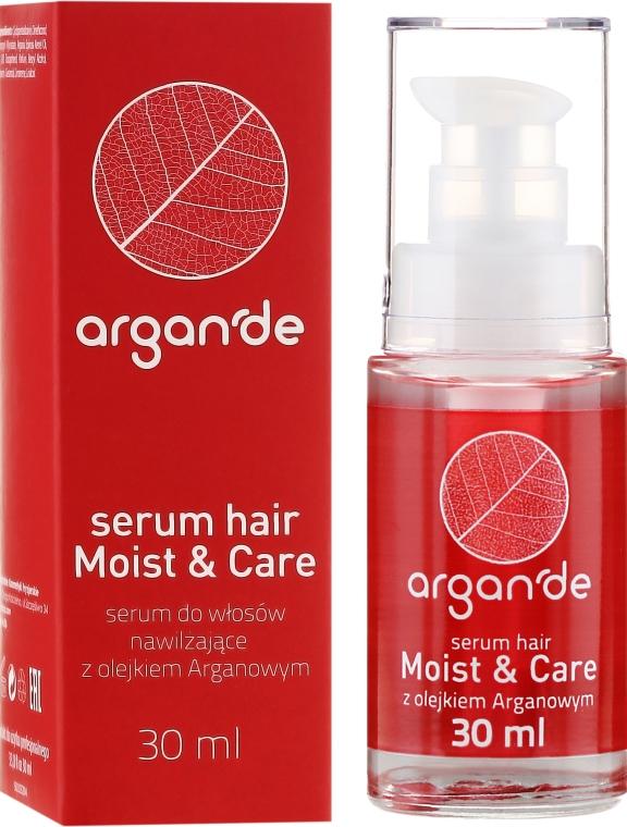 Haarserum - Stapiz Argan'de Moist & Care Serum