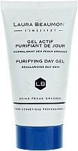 Düfte, Parfümerie und Kosmetik Seboregulierendes und reinigendes Tagesgel für das Gesicht - Laura Beaumont Purifying Day Gel Regularizing Of Oily Skin