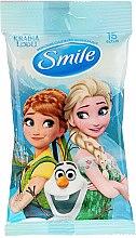 Düfte, Parfümerie und Kosmetik Feuchttücher Frozen Anna & Elsa - Smile Ukraine Disney