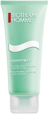 Reinigungsgel - Biotherm Homme Aquapower Oligo-Thermal Fresh Ultra Cleansing Gel — Bild N1