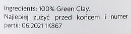 Gesichtsmaske mit grüner Tonerde - Maudi — Bild N4