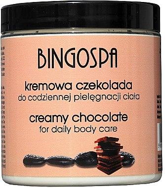 Schokoladen Körpercreme - BingoSpa Cream Cocktail Chocolate Body — Bild N1