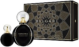 Düfte, Parfümerie und Kosmetik Bvlgari Goldea The Roman Night - Duftset (Eau de Parfum/50ml + Mini/15ml)