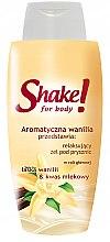 """Düfte, Parfümerie und Kosmetik Extra milde Duschcreme """"Vanillemilch"""" - Shake for Body Shower Gel Vanilla"""