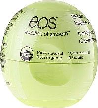 Düfte, Parfümerie und Kosmetik Lippenbalsam - Eos Organic Honeysuckle Hd Smooth Sphere Lip Balm