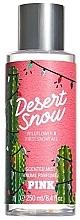 Düfte, Parfümerie und Kosmetik Parfümierter Körpernebel - Victoria's Secret Pink Desert Snow Women Body Spray
