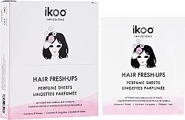 Düfte, Parfümerie und Kosmetik Parfümtücher für das Haar - Ikoo Infusions Hair Fresh-Ups Parfume Sheets