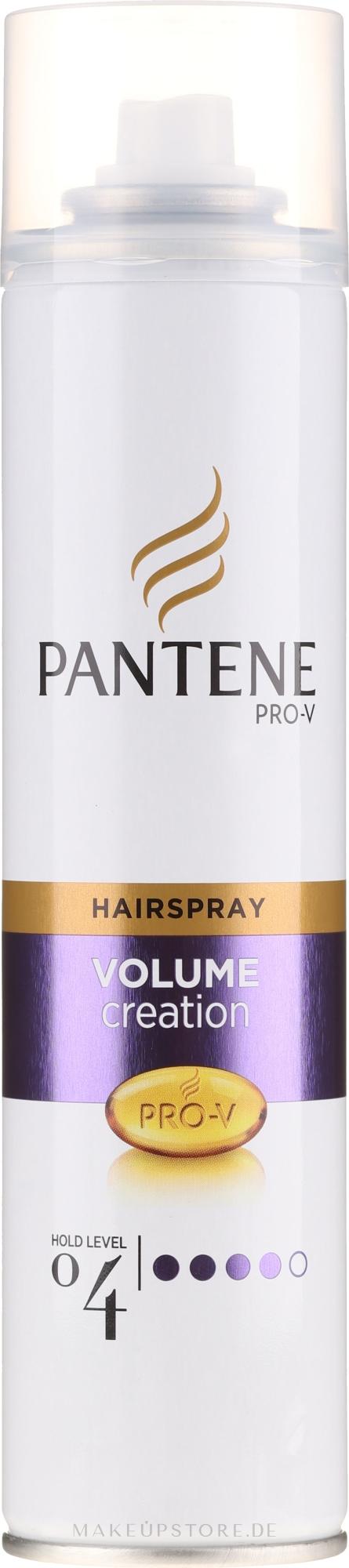 "Haarspray ""Volume Creation"" Extra starker Halt - Pantene Pro-V Volume Creation Hair Spray — Bild 250 ml"