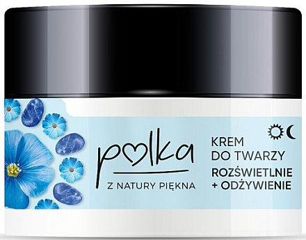 Pflegende Gesichtscreme mit Lein - Polka Face Cream — Bild N1
