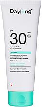 Düfte, Parfümerie und Kosmetik Leichte Gel-Creme mit Sonnenschutz für empfindliche Haut SPF 30 - Daylong Sensitive Gel-Creme SPF 30