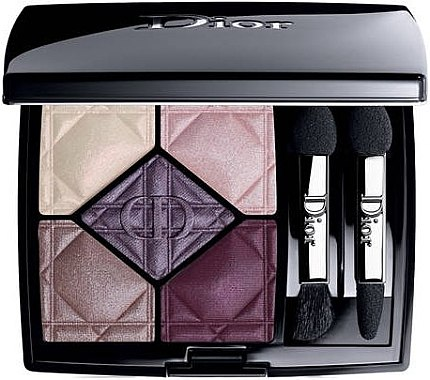 Lidschattenpalette - Dior 5 Couleurs Eyeshadow Palette — Bild N1