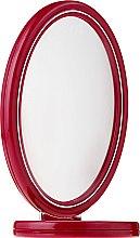 Düfte, Parfümerie und Kosmetik Doppelseitiger Kosmetikspiegel 9503 rot - Donegal Mirror