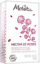 Düfte, Parfümerie und Kosmetik Parfümierte Körperseife - Melvita Nectar de Roses Soap